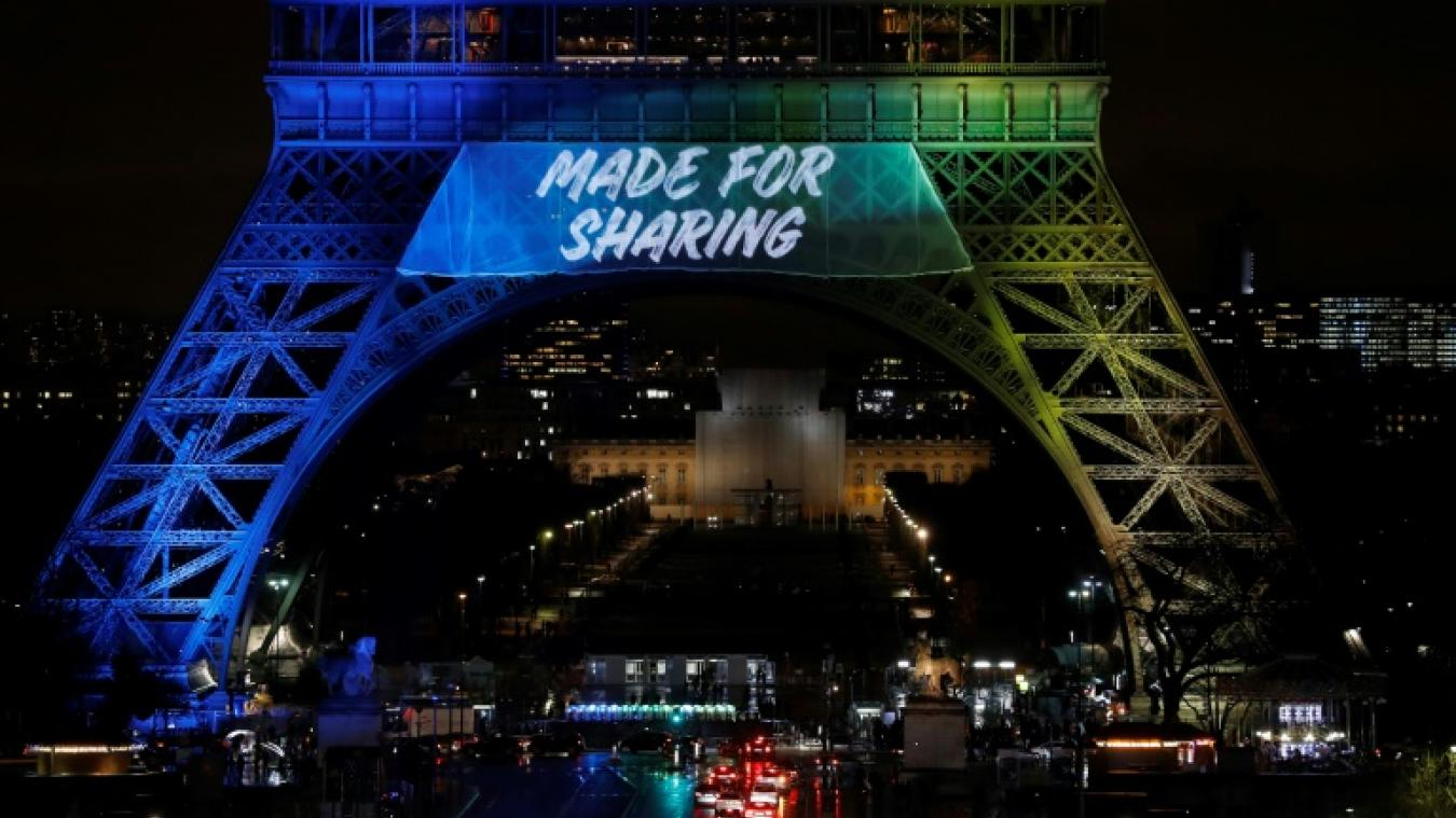 "jo-2024: slogan anglais de paris-2024, une polémique ""made in france"""