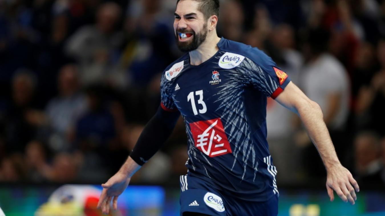 d04b5e2047f94 Hand: Nikola Karabatic élu meilleur joueur de l'année 2016 par l'IHF