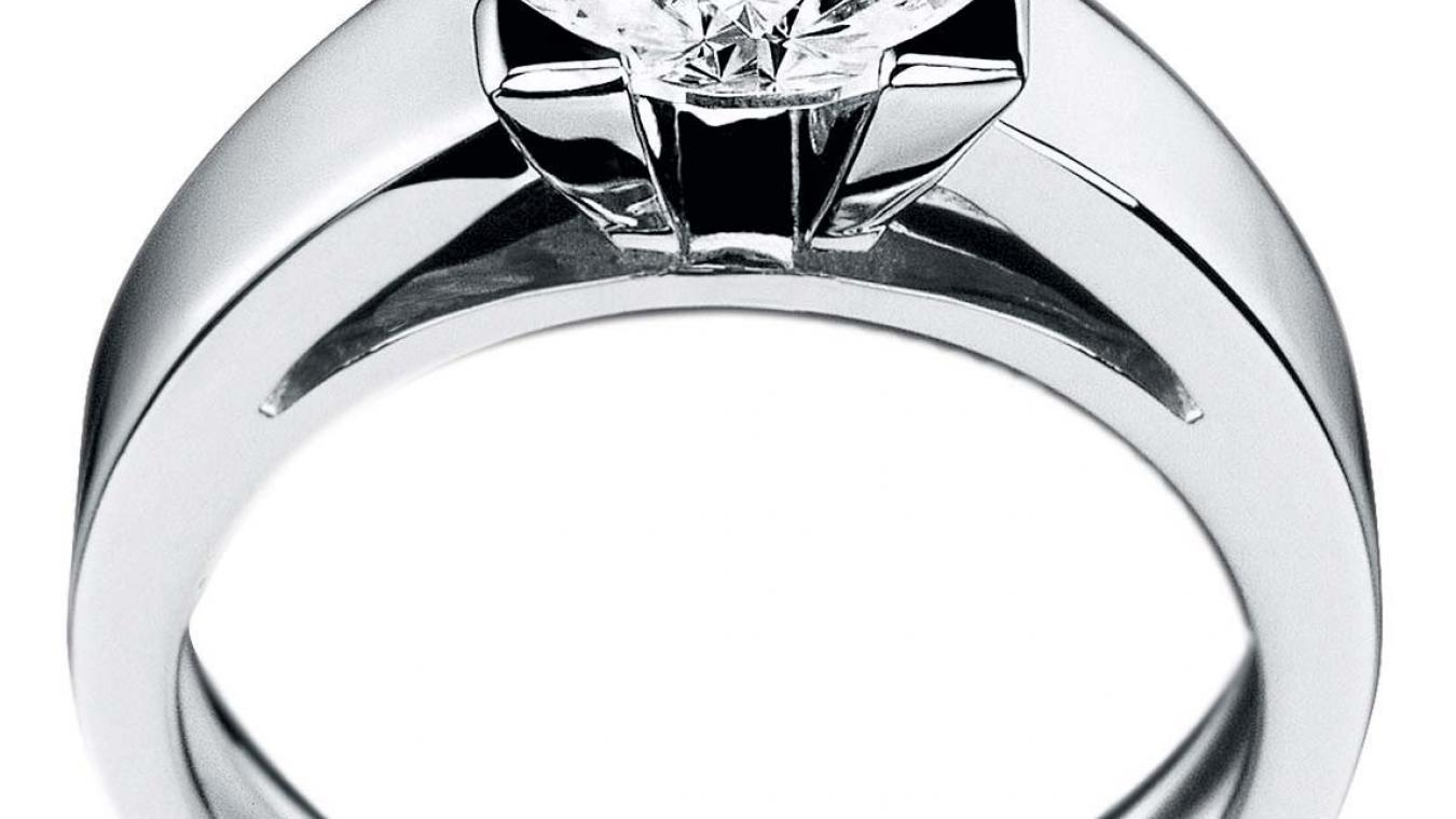 vente privee bague diamant