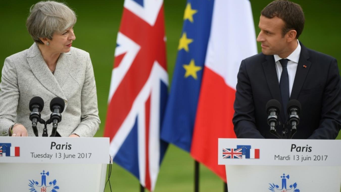 Calendrier Brexit.Brexit Le Calendrier Est Maintenu Annonce May