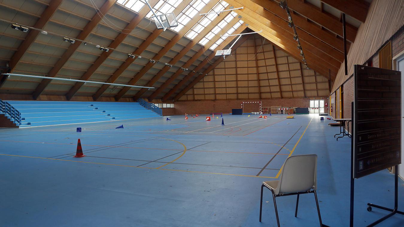 Wattrelos La Salle De Sport Victor Provo Devrait Etre De
