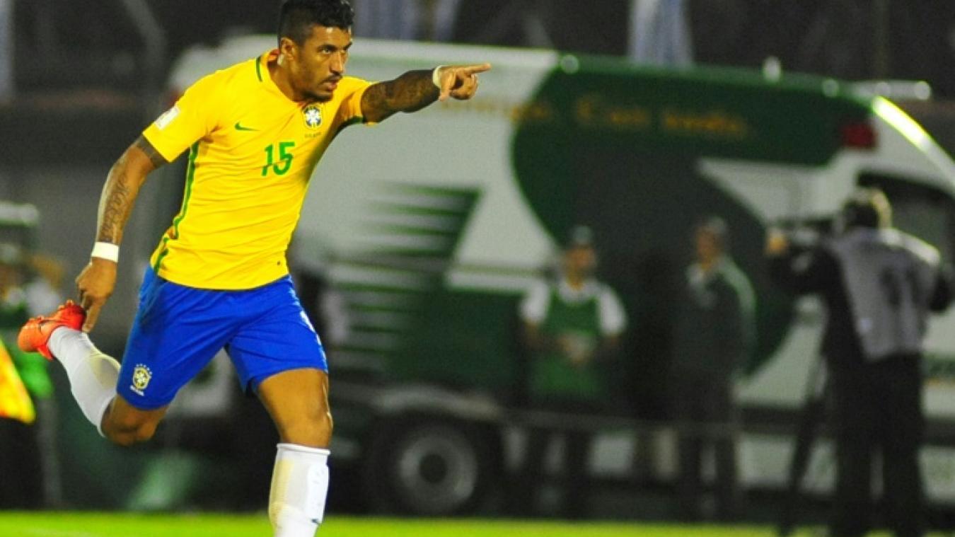 Le Barça a reçu une grosse offre pour Paulinho