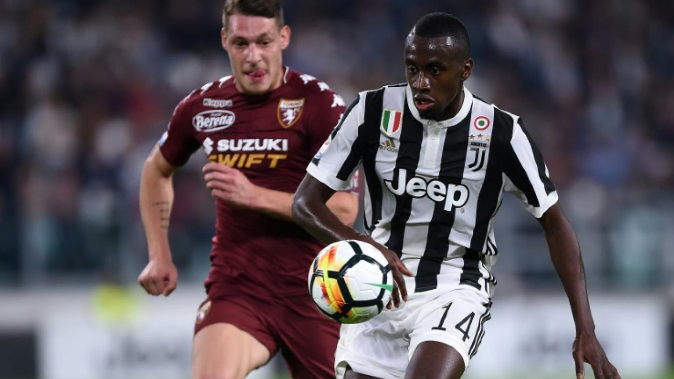 Maillot Extérieur Juventus BLAISE MATUIDI