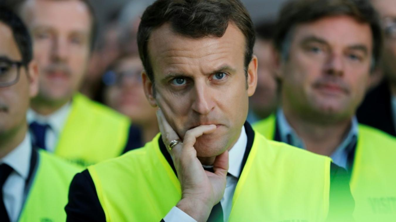 Blocage de la France le 17 Novembre contre le prix des carburants - Page 5 756d78c31145baa4b05a7f2d766759fb64964db2