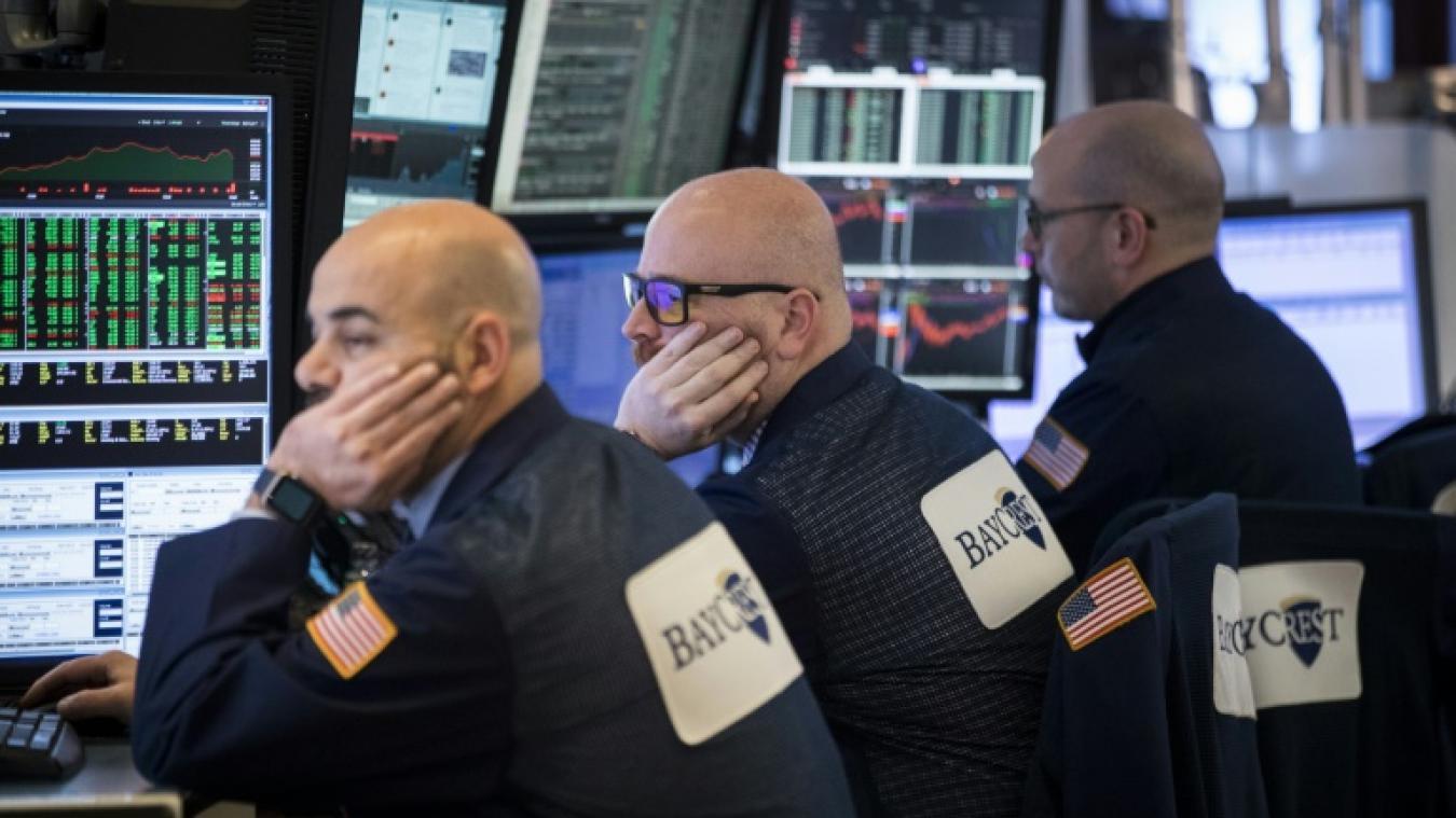 Prudence avant les minutes de la Fed — Bourse