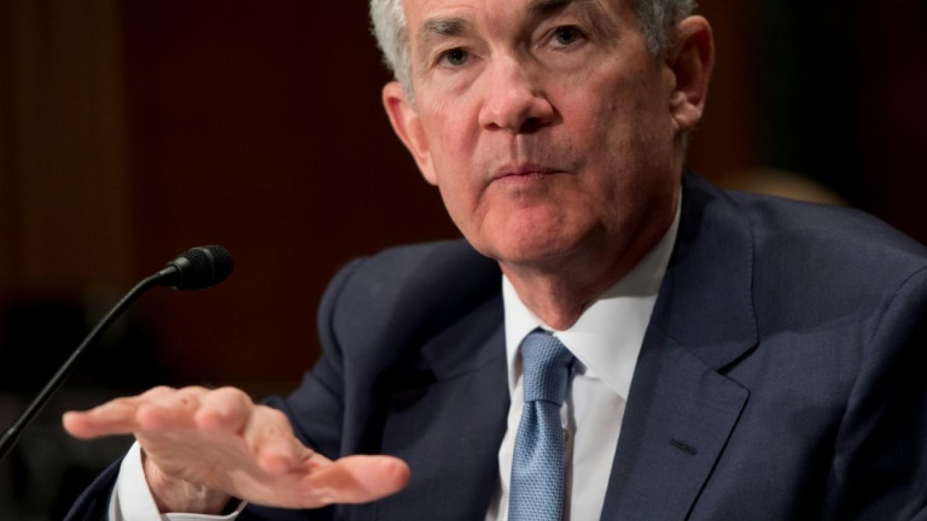 Les hausses de taux vont continuer — Jerome Powell