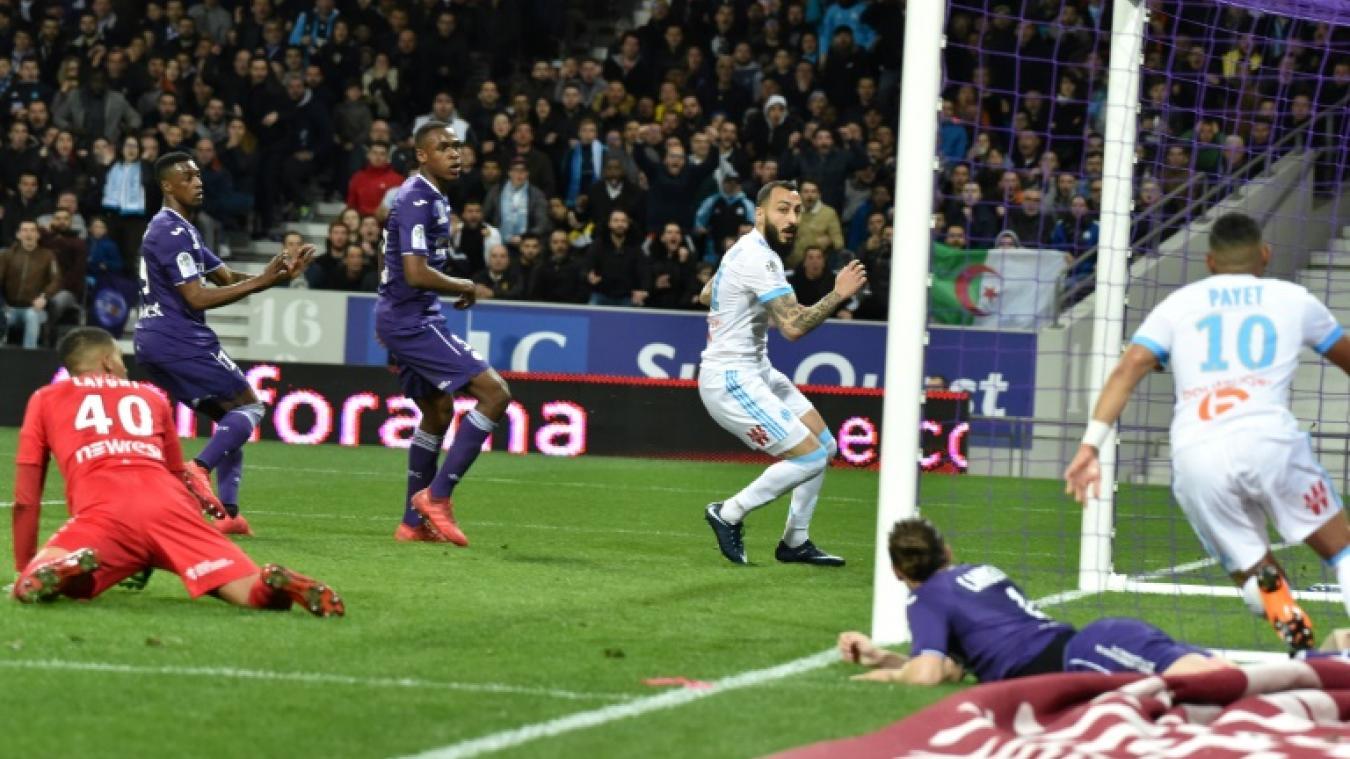 Cahuzac réserve un mauvais coup à l'OM — Toulouse FC