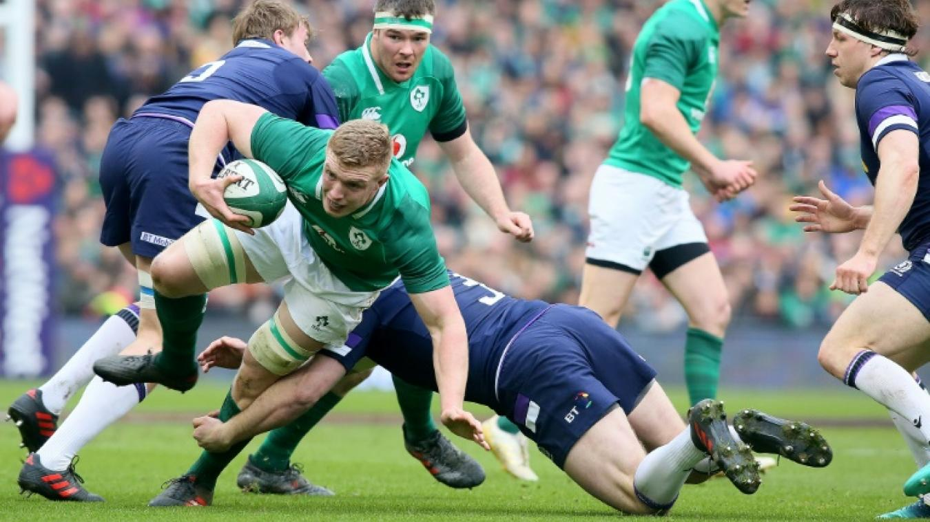 Les Bleues assurent le Grand Chelem au pays de Galles — Rugby