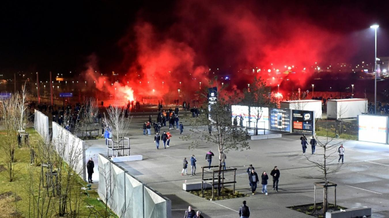 L'UEFA ouvre une procédure disciplinaire contre l'OL et l'OM — Ligue Europa