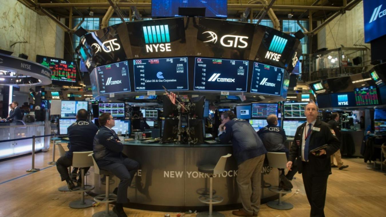 La Bourse de New York termine en hausse