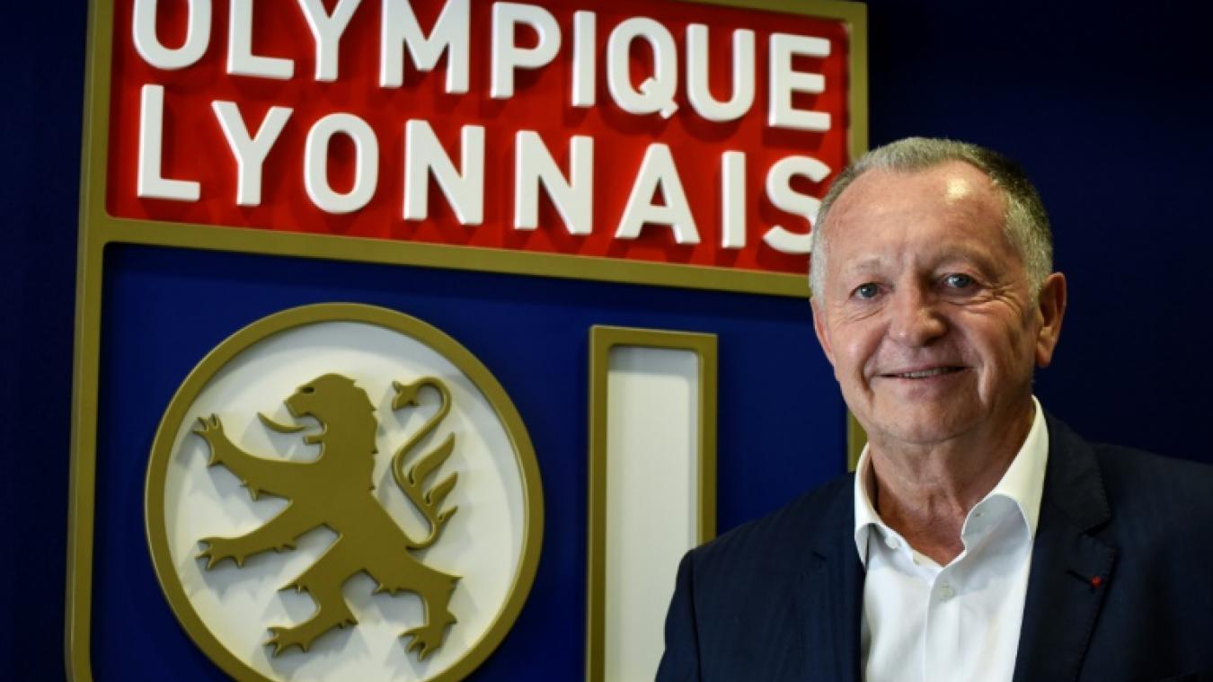Ligue 1 : Aulas déçu par l'attitude d'une minorité de supporters