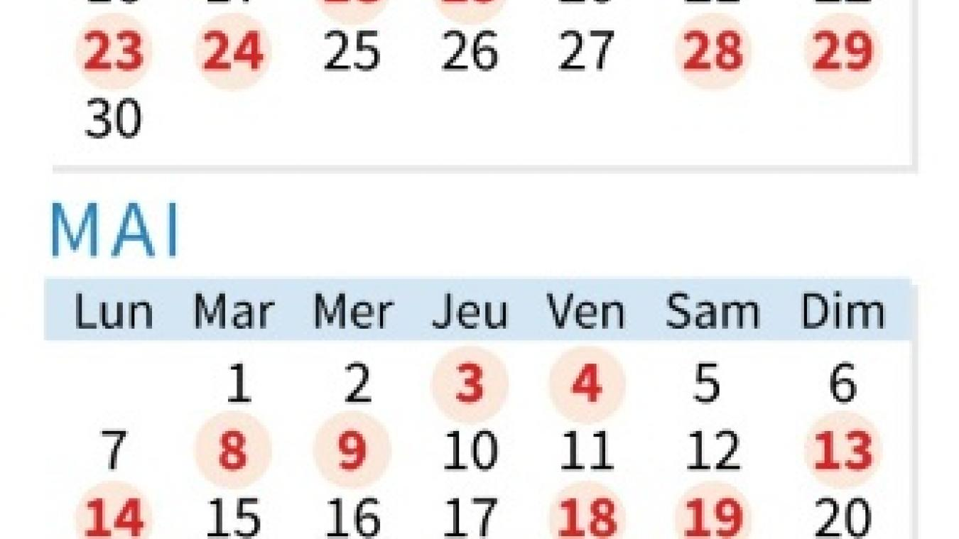Calendrier Jour De Greve Sncf.Greve Sncf Scene Ii Le Trafic Encore Tres Perturbe