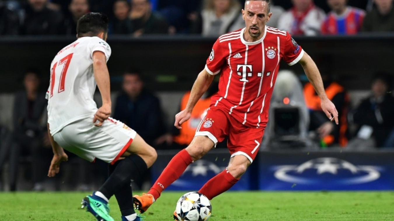 Séville, les équipes de Montella et Heynckes — Bayern Munich