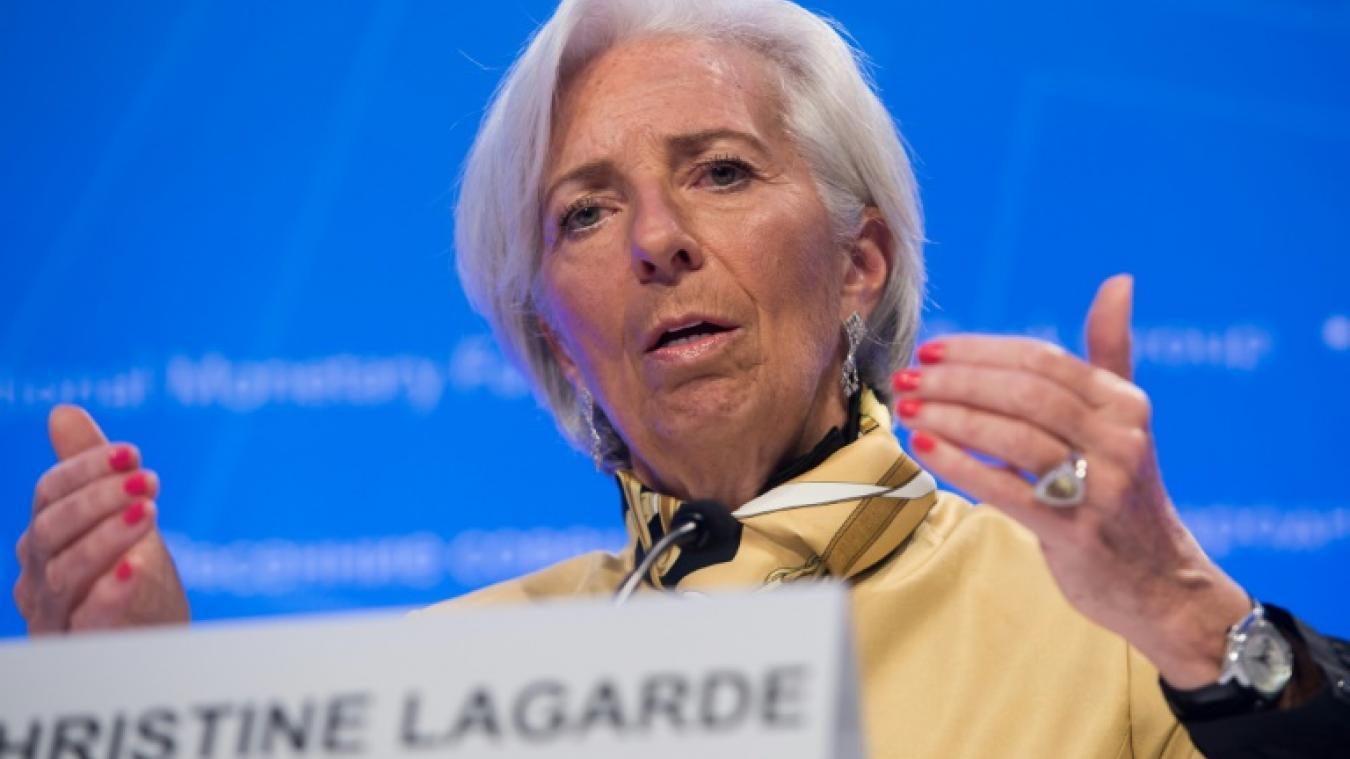 Le FMI veut jouer les médiateurs — Guerre commerciale