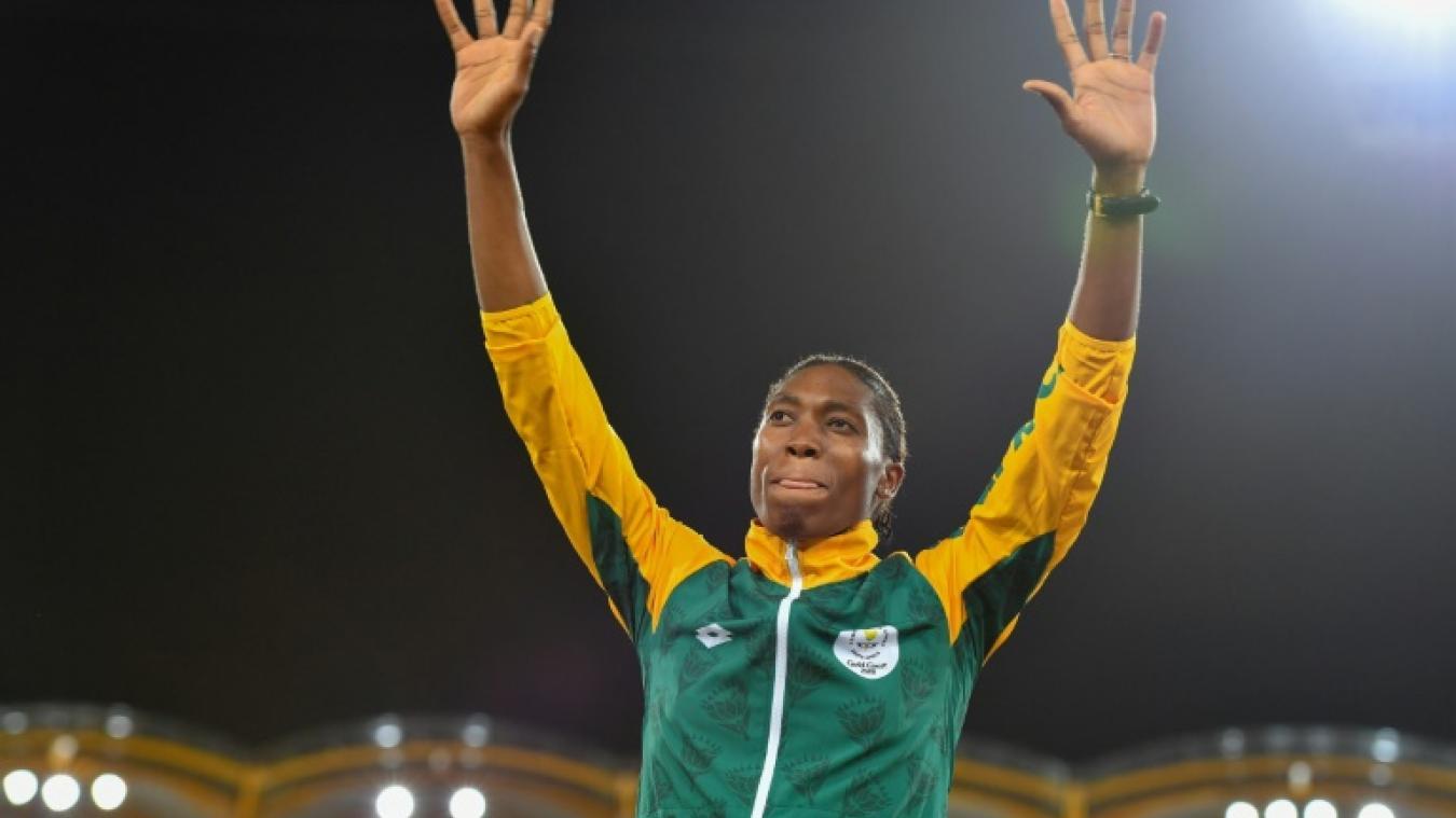 L'Afrique du Sud fait appel de la décision de l'IAAF — Athlétisme