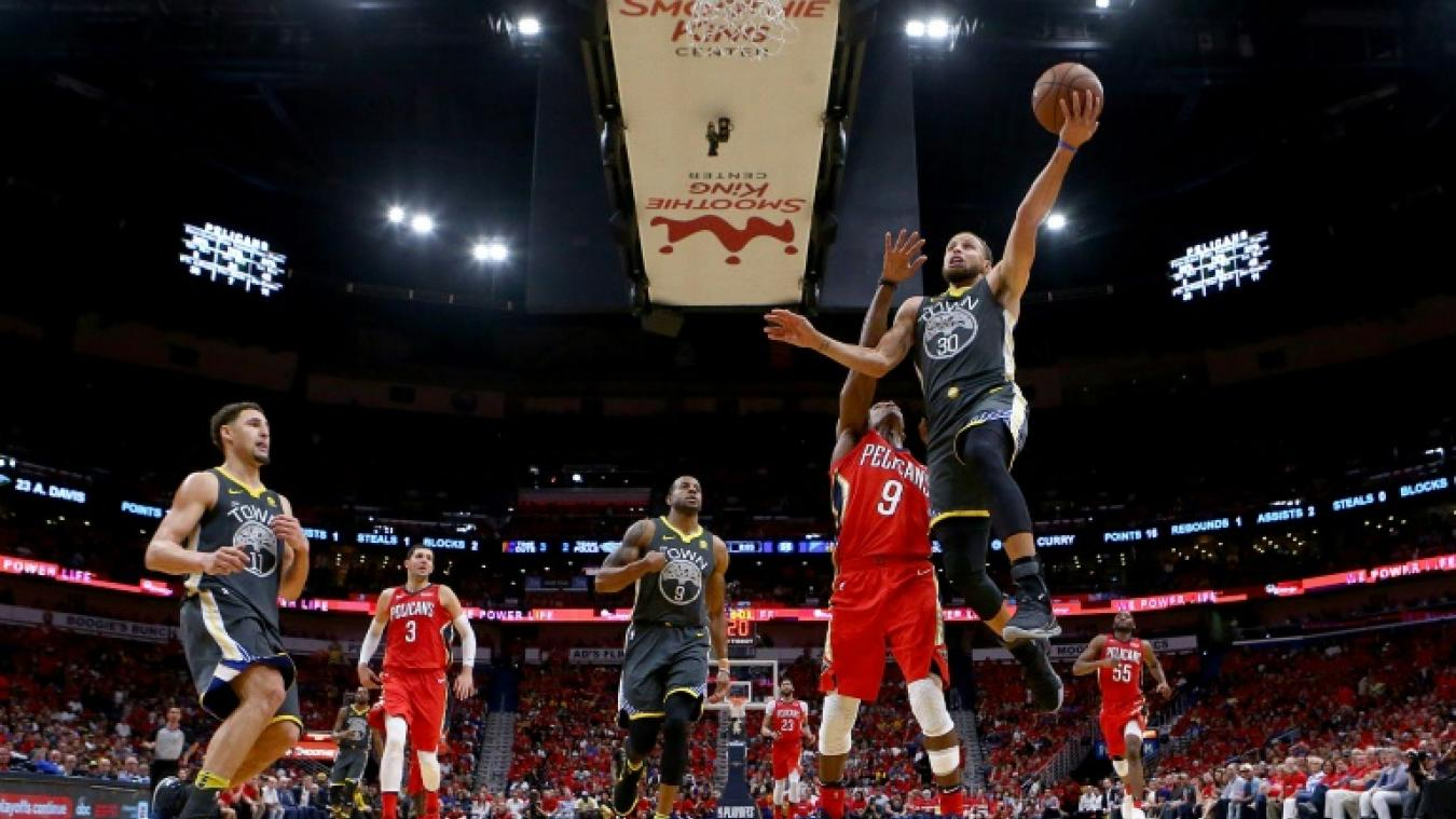 NBA - Play-offs : Golden State et Houston proches du graal