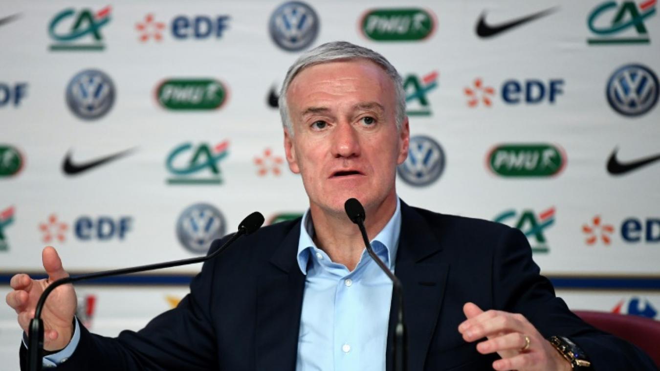 Coupe du Monde 2018 : ASSE, Deschamps s'explique pour Debuchy