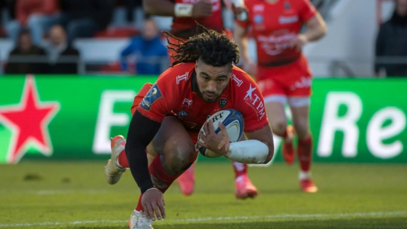 Rugby - Toulon : clap de fin pour Ma'a Nonu