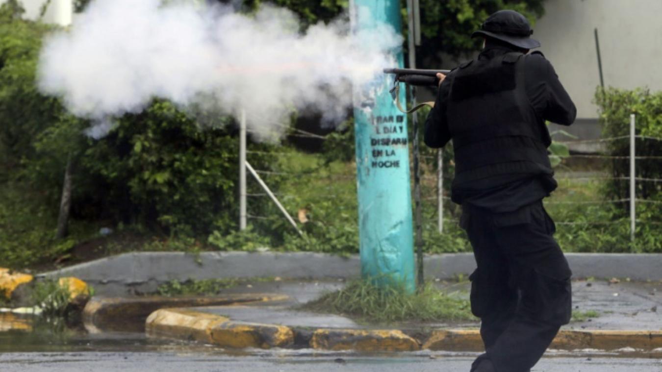 Au Nicaragua, le président Ortega lâché par les milieux d ...