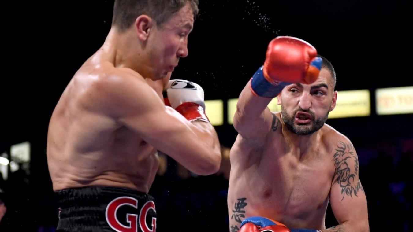 Golovkin n'est plus champion de l'IBF — Boxe