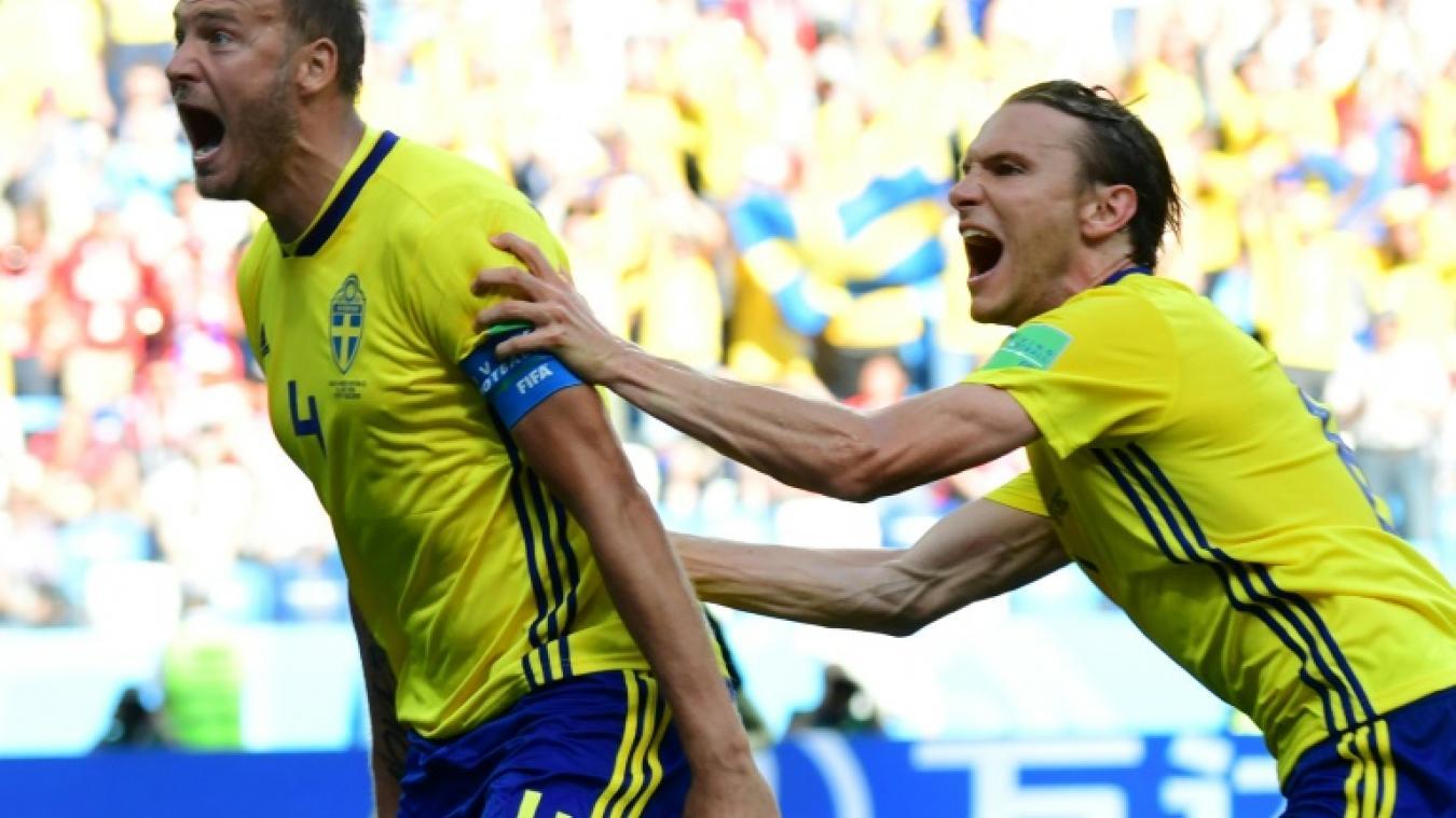 La Suède lance son Mondial-2018 par une victoire 1-0 sur la Corée du Sud 0ea77607846