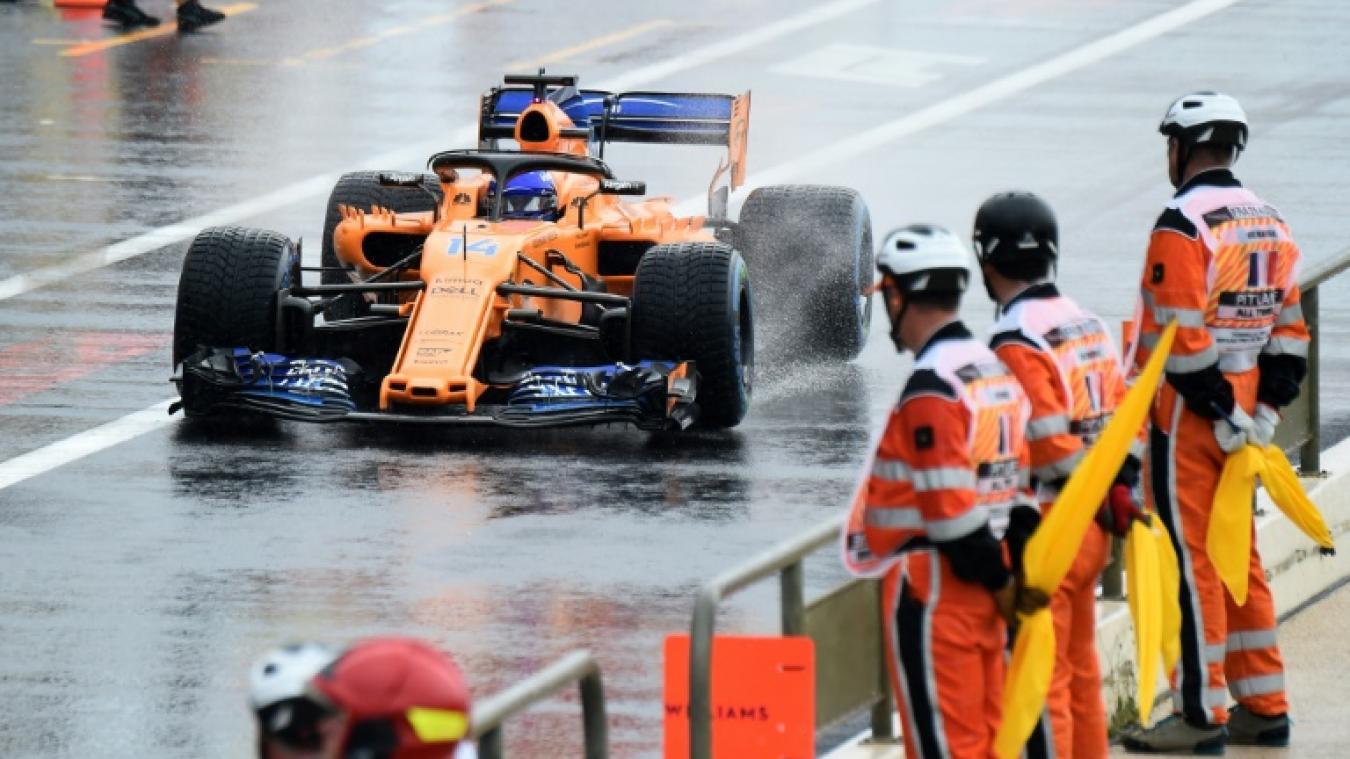 Formule 1 La 3e Seance D Essais Libres Du Gp De France Ecourtee Par