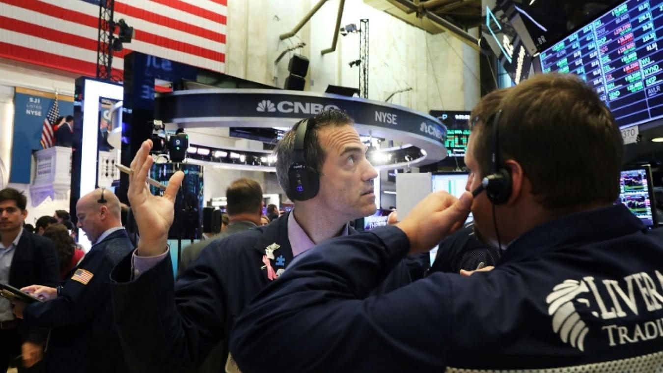 Les investisseurs hésitent davantage — Wall Street