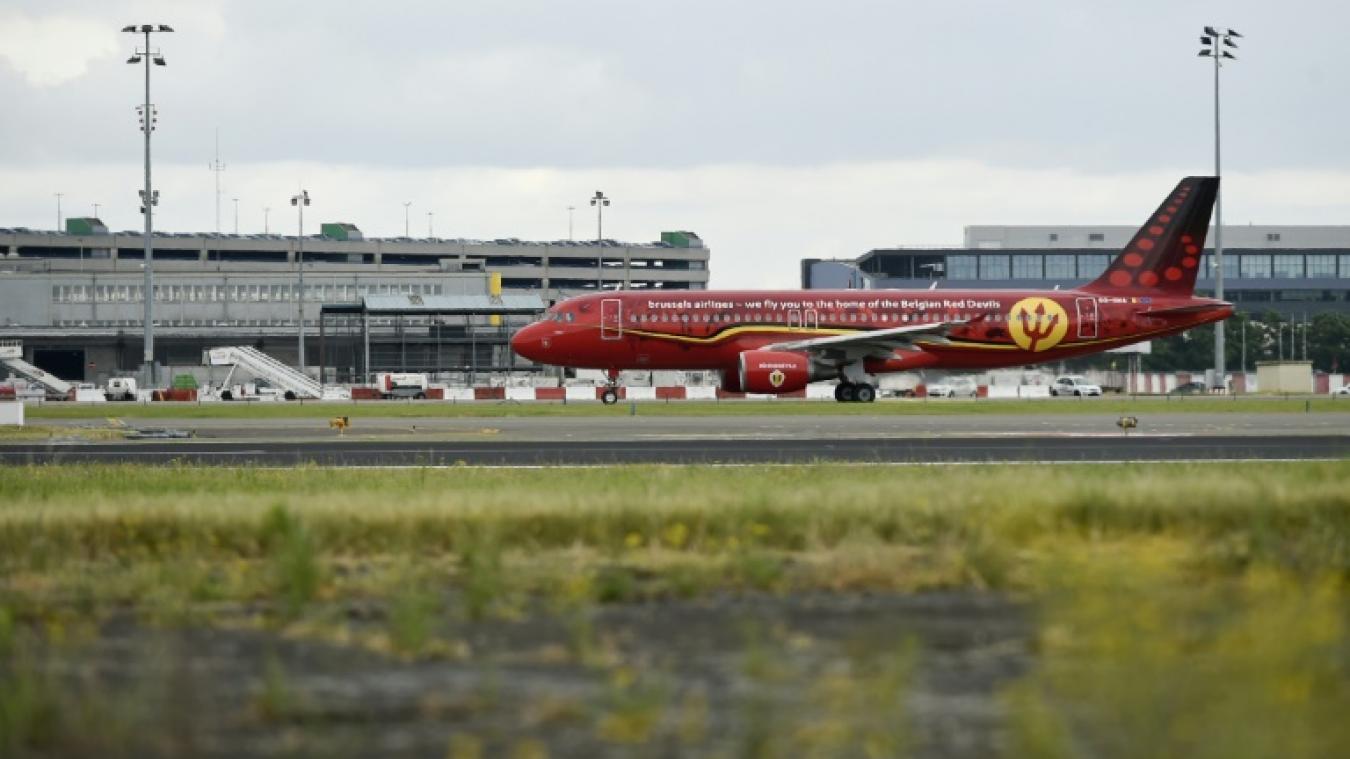 Fermeture de l'espace aérien belge: retour progressif à la normale