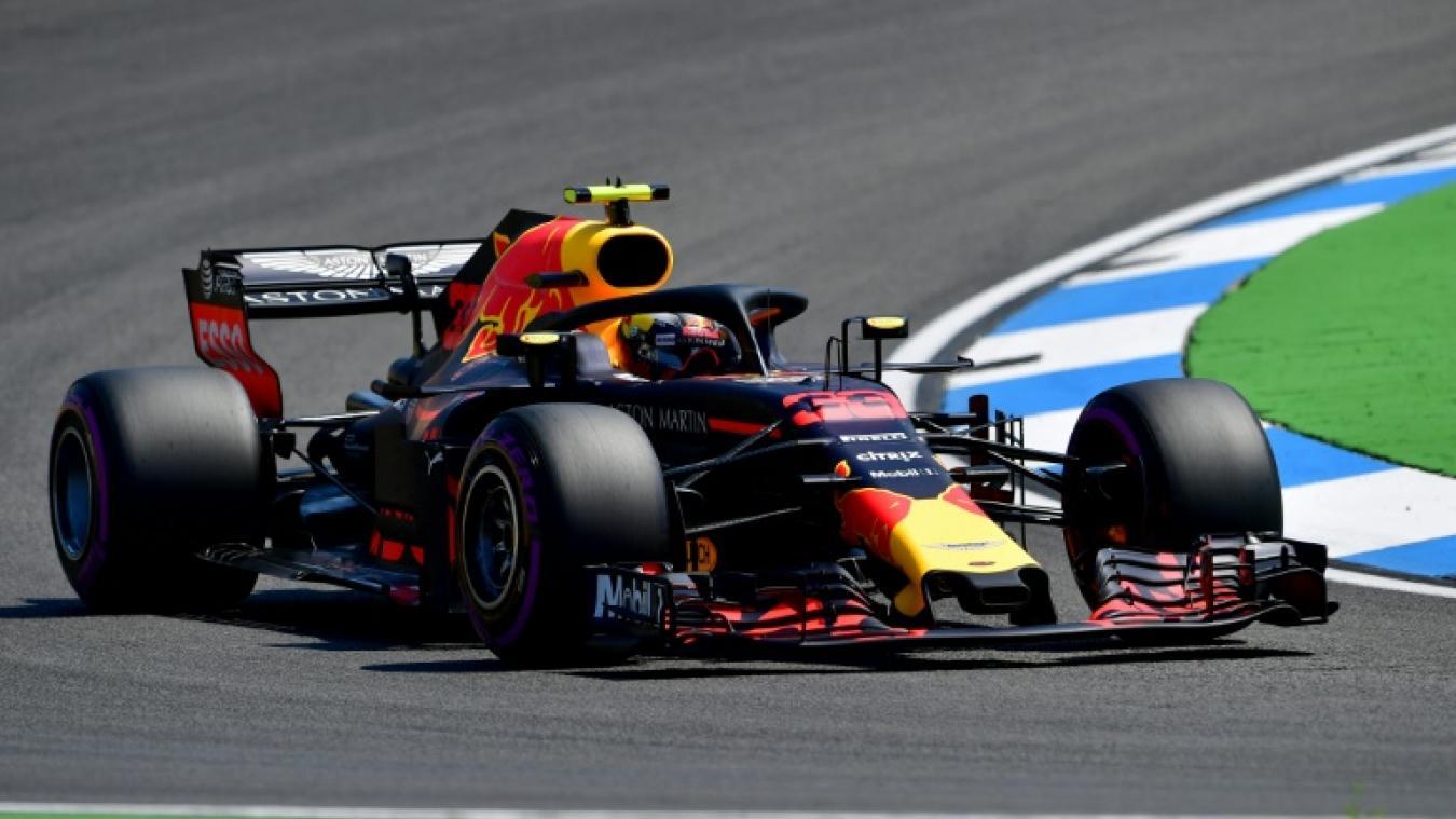 Daniel Ricciardo confirme qu'il va probablement écoper de pénalités en Allemagne