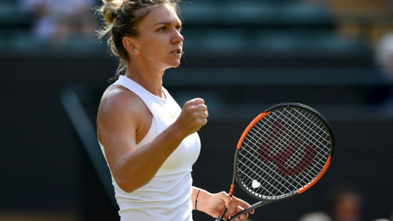 Tennis: Olga Danilovic entre dans l'histoire