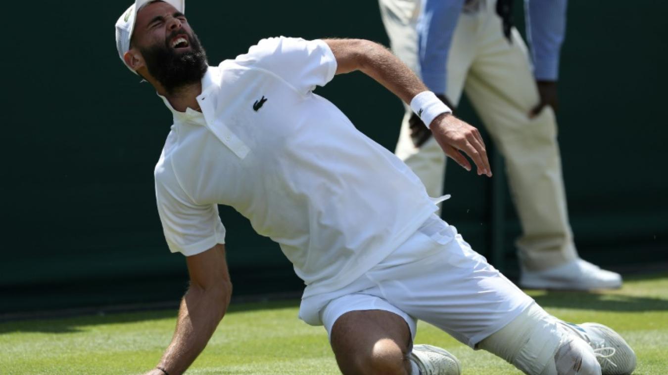 ATP Washington: Benoit Paire a complètement pété les plombs (vidéo)