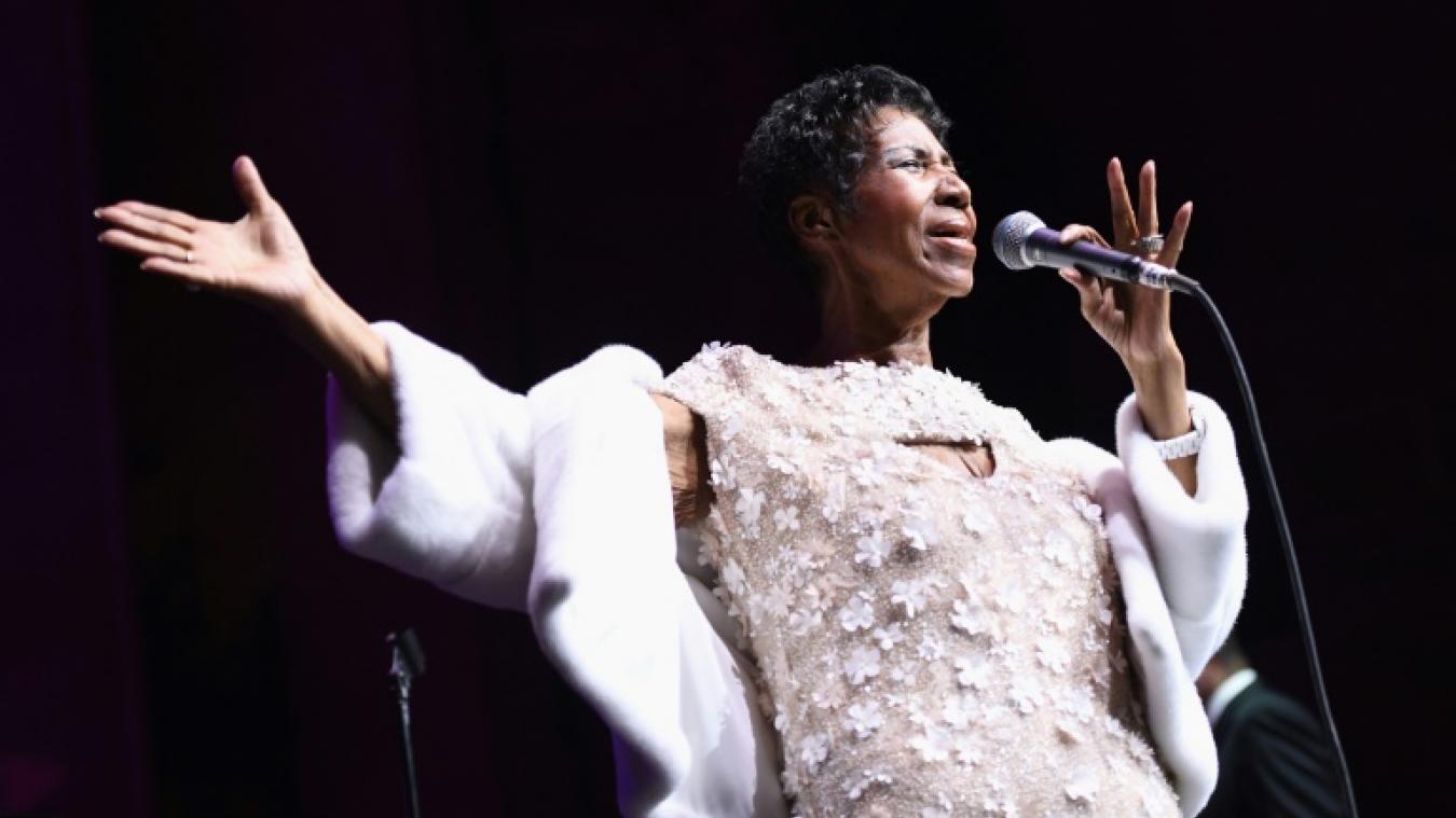 La chanteuse Aretha Franklin serait