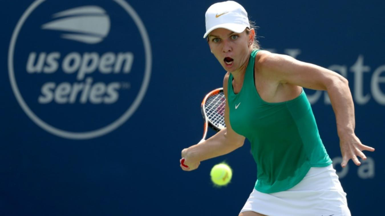 Halep sur la route de Williams