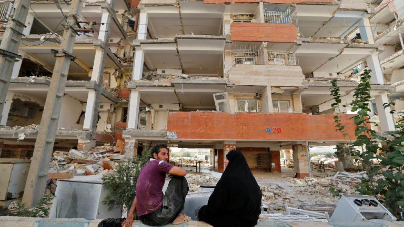 Un mort et 58 blessés dans un séisme de magnitude 5,9 — Iran