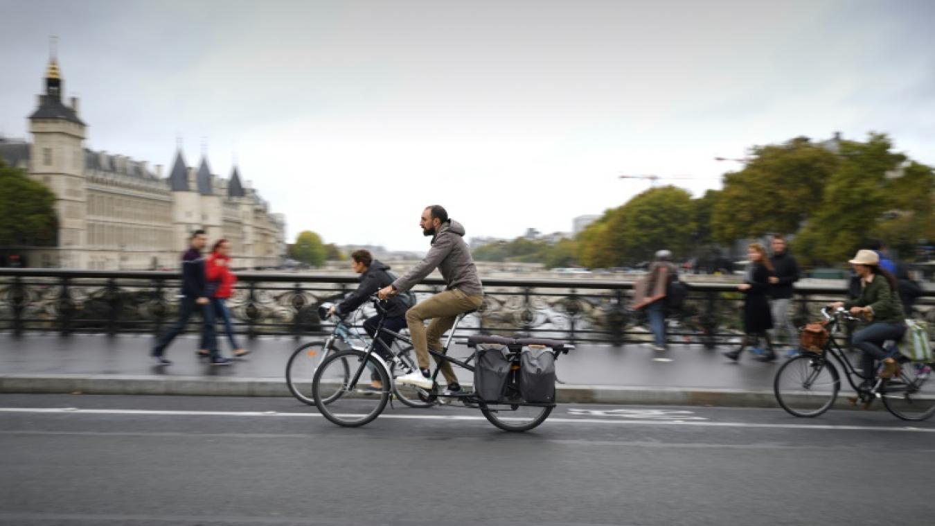 Nouveau plan pour promouvoir le vélo
