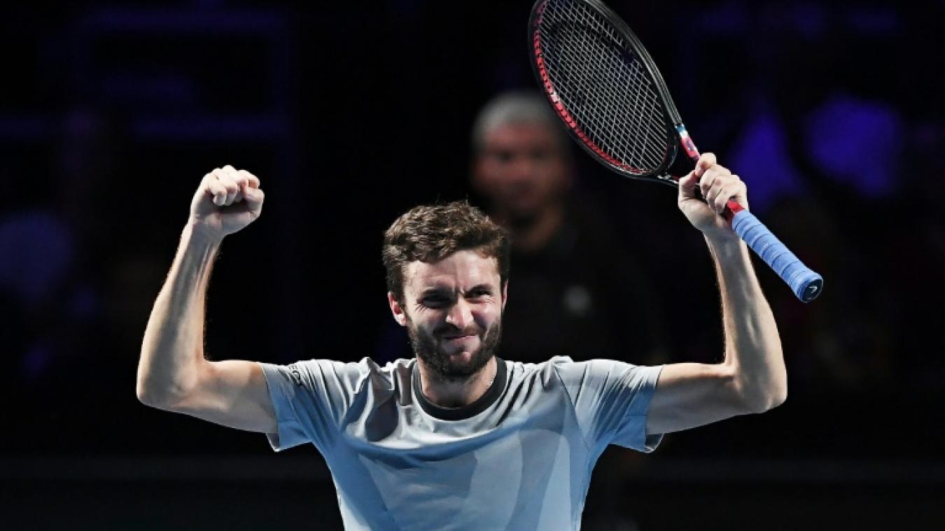 Classement ATP: Simon fait un bond