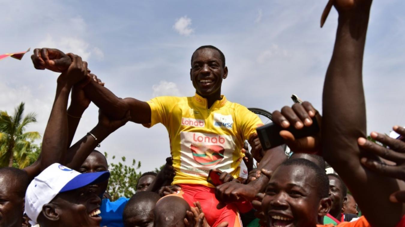 Le Burkinabè Sorgho remporte le 31e Tour du Faso