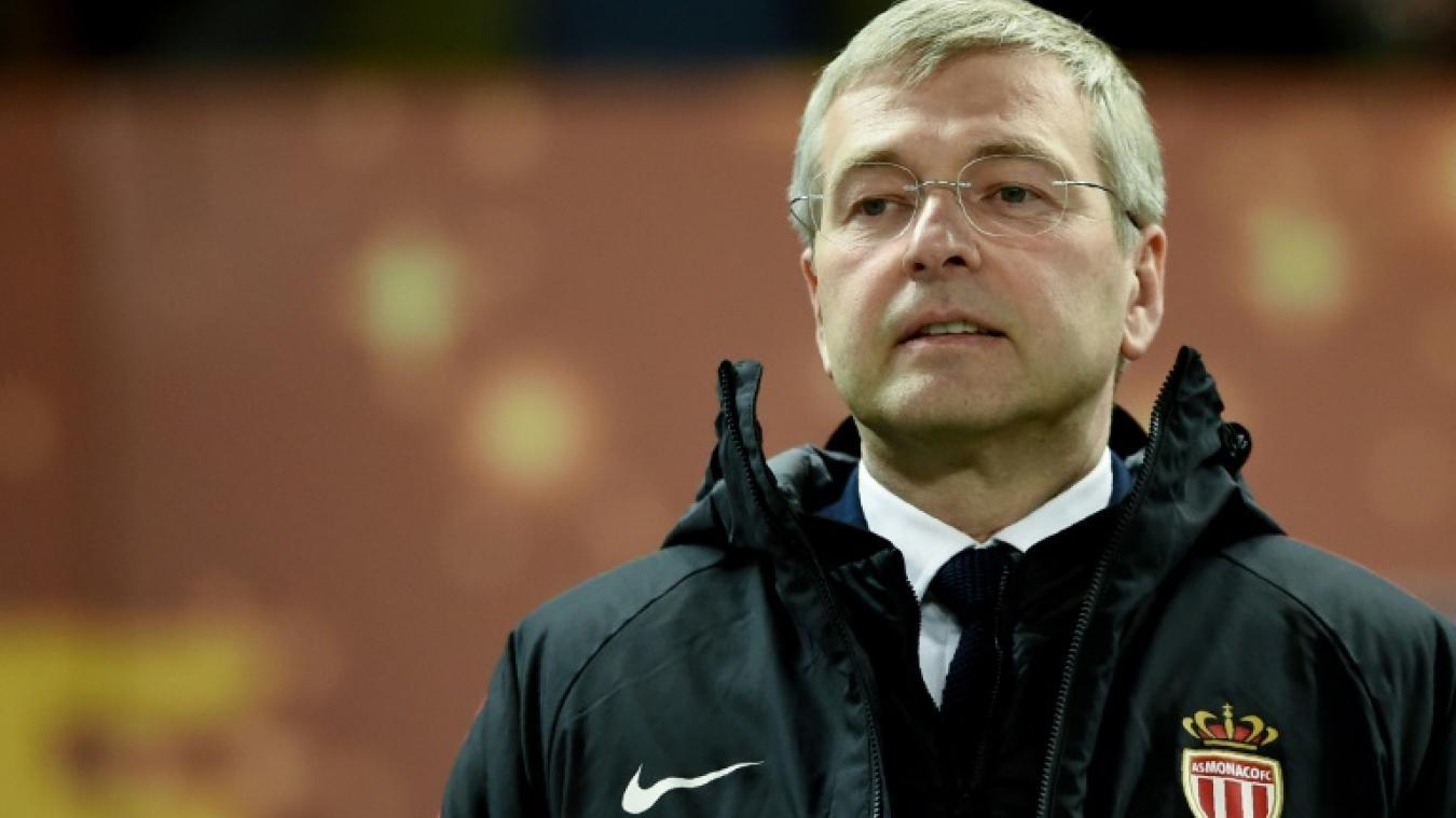 Dmitri Rybolovlev, président de l'AS Monaco, serait en garde à vue