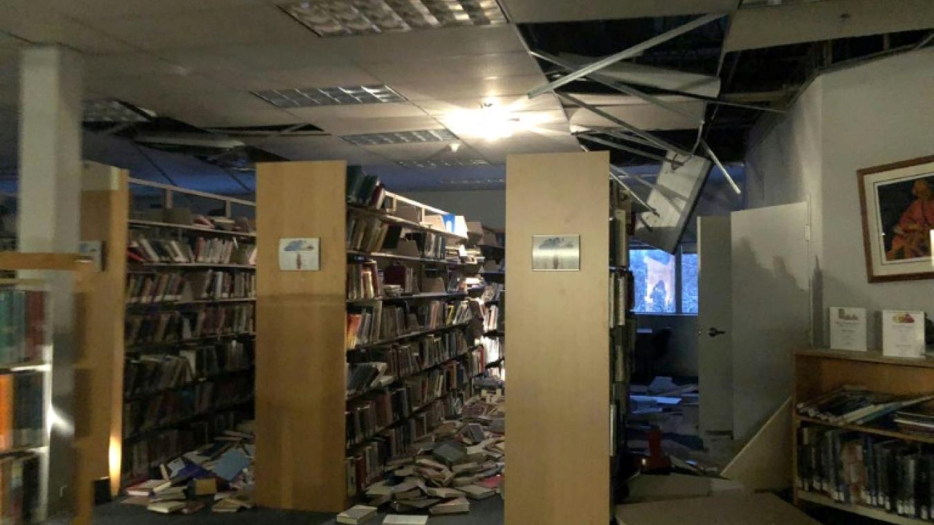 Un puissant tremblement de terre fait de nombreux dégâts — Alaska