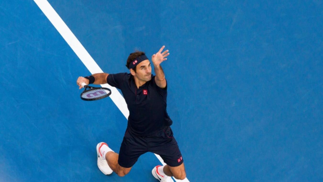 Hopman Cup: Federer donne une leçon à Zverev