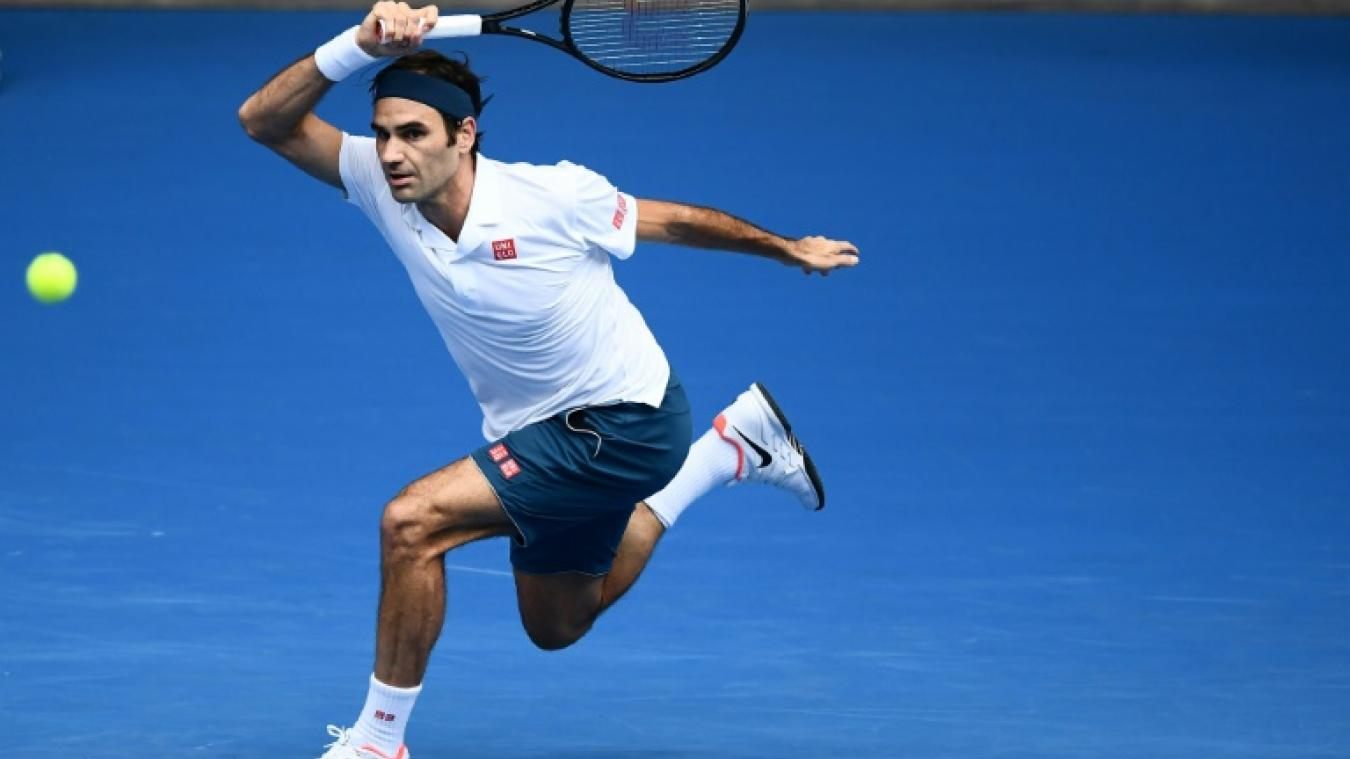 Monfils fait faux bond à Federer, Garcia bien réveillée — Open d'Australie