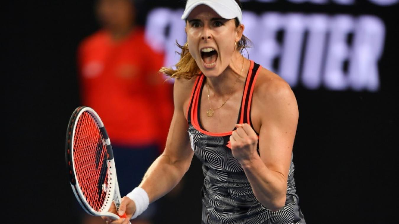 Alizé Cornet résiste, puis s'effondre face à Venus Williams — Open d'Australie