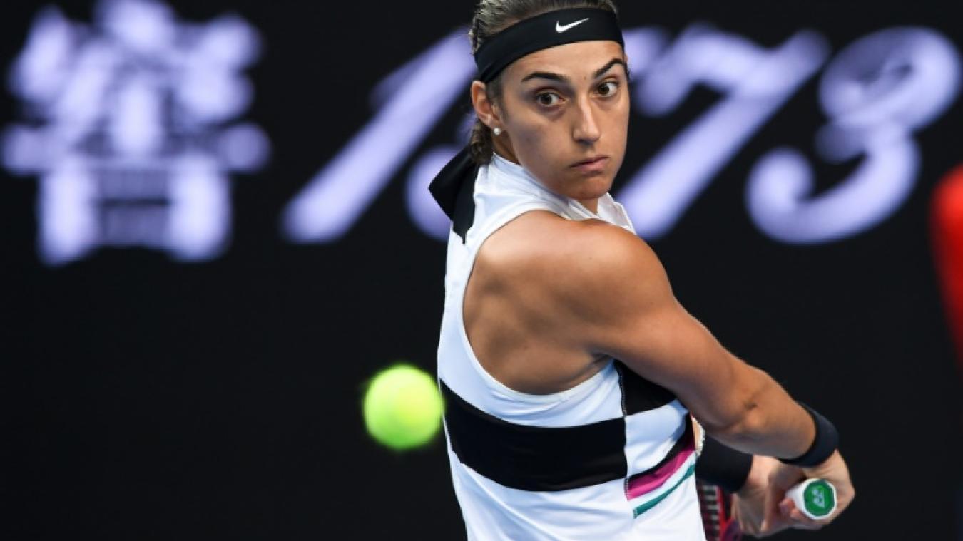 Garcia de retour en Fed Cup après deux ans d'absence — Tennis