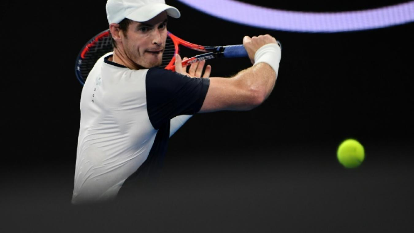 Stop ou encore — Andy Murray