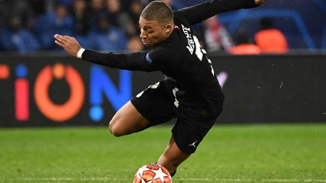 PSG : reprise houleuse pour les joueurs au Parc des Princes