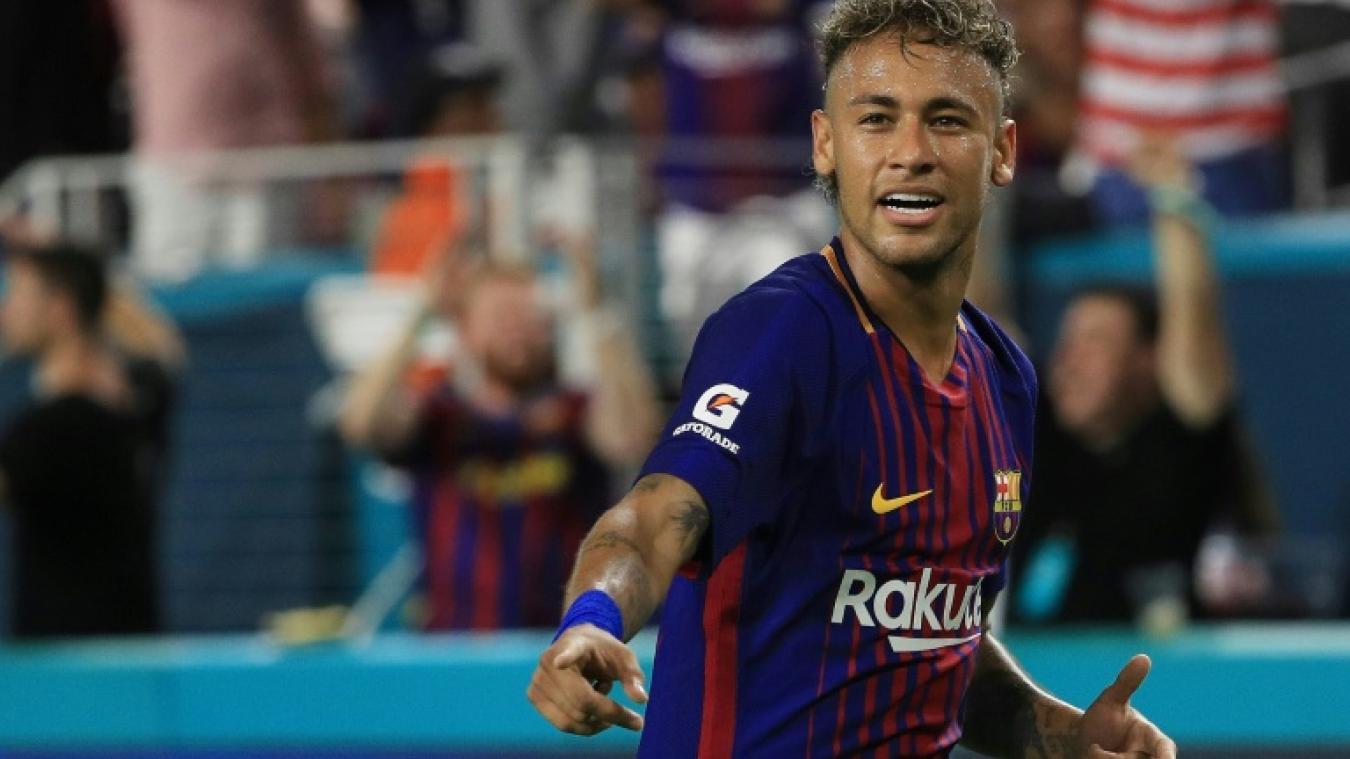 Neymar dans de sales draps, le fisc espagnol débarque — PSG