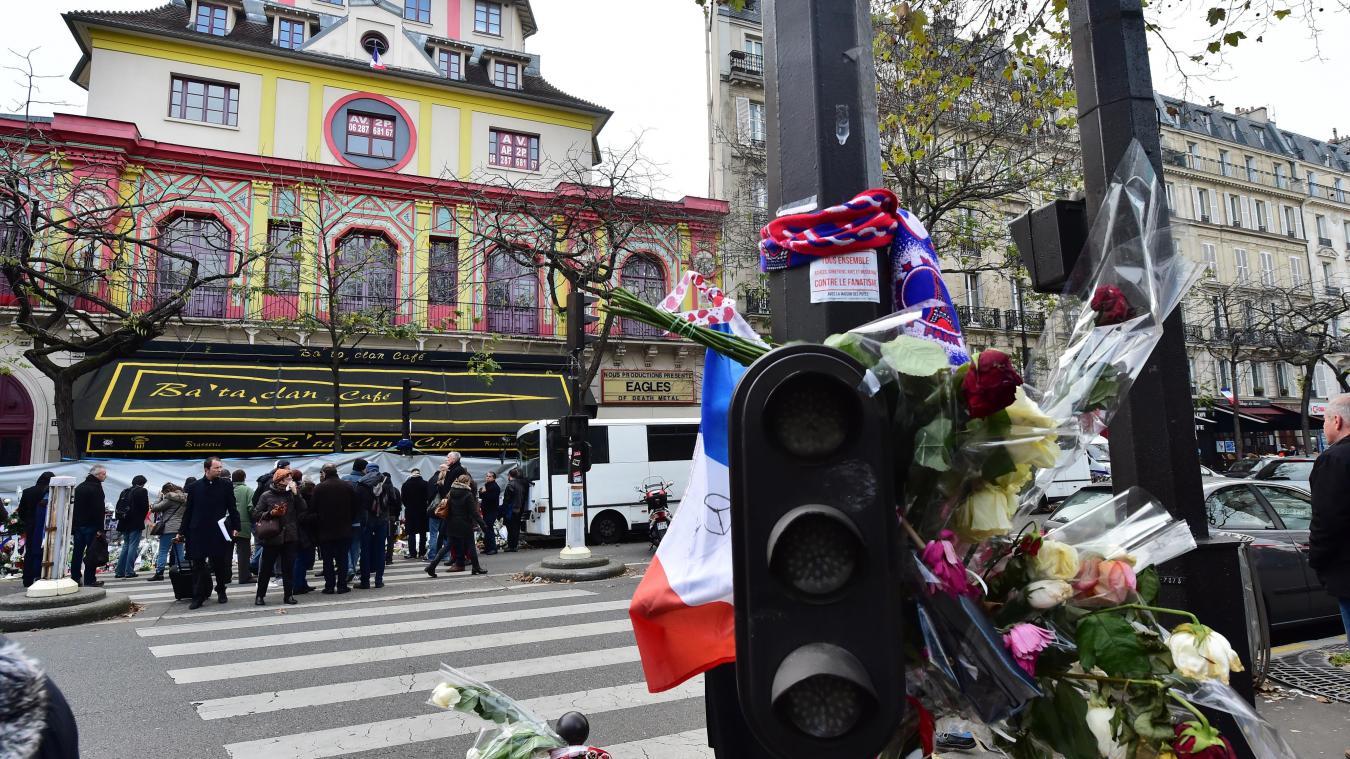 Amsterdam: deux arrestations dans l'enquête sur les attentats de Paris en 2015