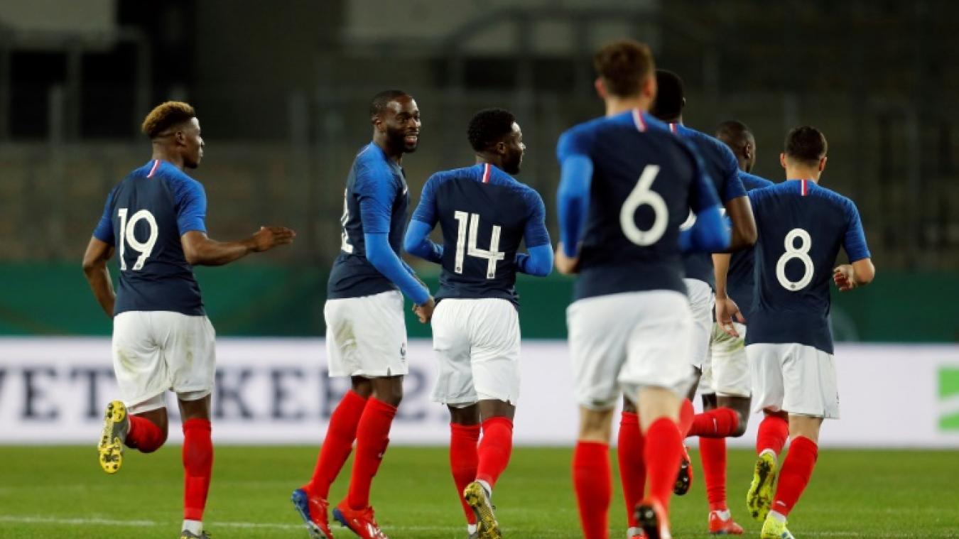 Quatre Lyonnais titulaires en Allemagne — Espoirs