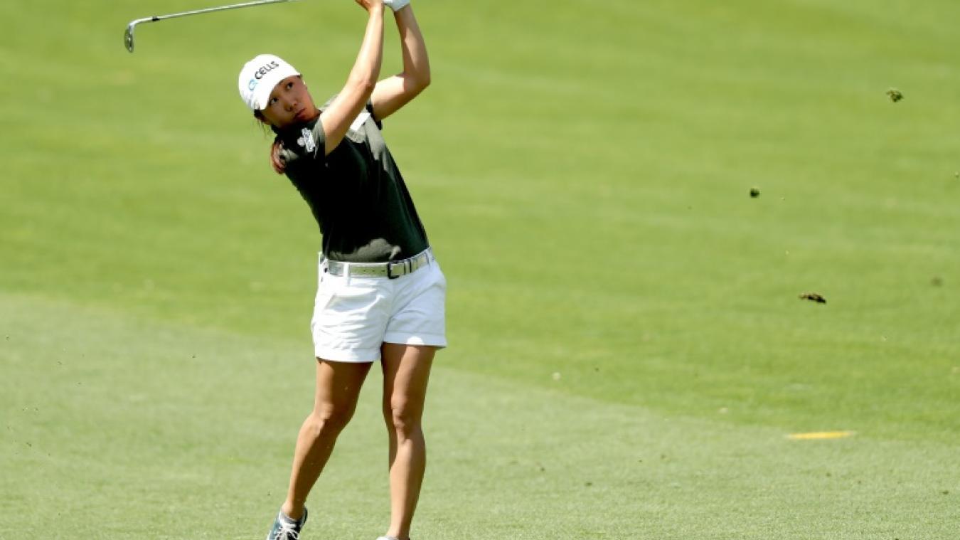 La Sud-Coréenne Ko remporte l'ANA Inspiration — Golf