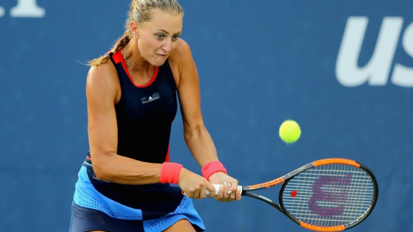 La Nordiste Kristina Mladenovic qualifiée pour le deuxième tour à Madrid — Tennis